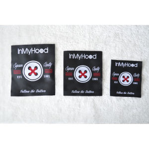 Nice Design Woven Labels 100%Polyester for Clothing Accessories pictures & photos