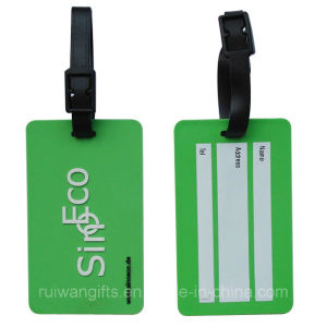 Custom Made Hanging Luggage Tag (LT019) pictures & photos
