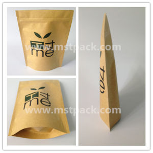 Doy Pouch/ Kraft Paper Stand up Zipper Bag pictures & photos