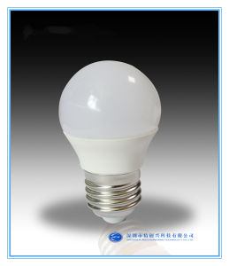 E27 Aluminum White LED Bulb Light Shell
