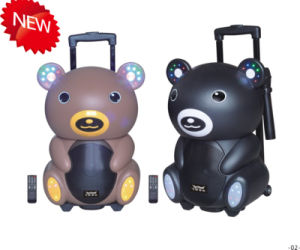 Good Design Speaker Lovely Battery Speaker Teddy Bear pictures & photos