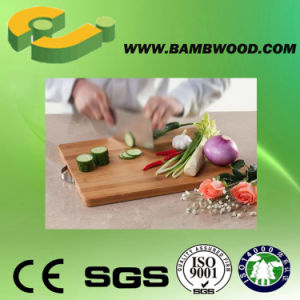 Bamboo Cutting Board Made in China pictures & photos