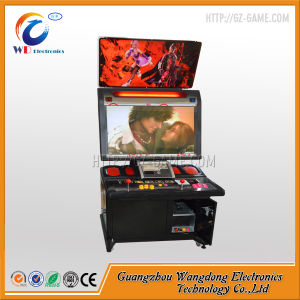 Lighted Screen Arcade Game Fighting Game Machine pictures & photos