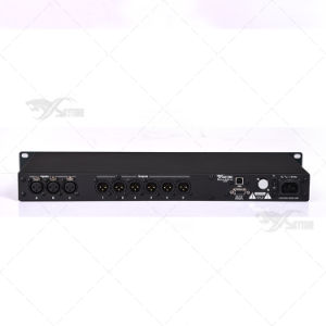3.6sp 3-in 6-out USB Audio Processor pictures & photos