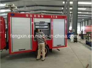 Aluminum Alloy Roller Shutter Door for Emergency Fire Truck pictures & photos