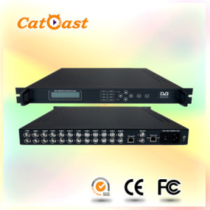 8 in 1 SD MPEG-2/MPEG-4 Encoder (CATV equipment) pictures & photos