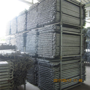 Zds Ringlock Scaffold /Construction Material /Ringlock Scaffolding pictures & photos