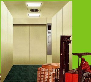 Shandong Fujizy Car Elevator Price / Elevator Manufacture with Energy-Saving System (operation box with double buttons) pictures & photos