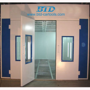 Good Ventilation Water Based Spray Painting Booth with Ce pictures & photos