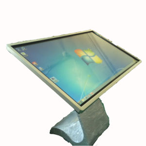 Floor Standing Touch Interactive Screen All in One Kiosk pictures & photos