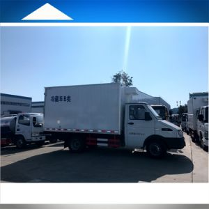 5 Tons 130HP 4X2 Refrigerator Truck for Sale pictures & photos