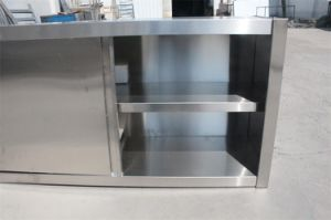 201 Grade Anti Rust Stainless Steel Wall Cabinet pictures & photos