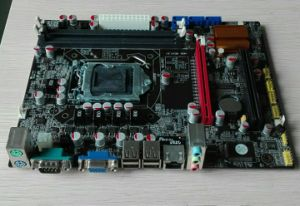 H55 Chipset LGA1156 Support DDR3 PC Motherboard pictures & photos