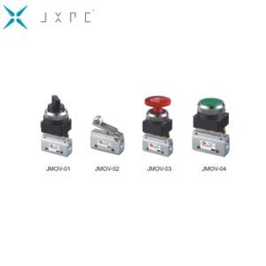 MOV Hand Control Valve with Button pictures & photos