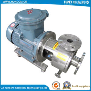 High Quality Stainless Steel Inline High Shear Emulsifier Pump pictures & photos
