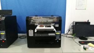 Best Supplier 2017 High Quality Mini UV Heavy Duty Digital T-Shirt Printing Machine pictures & photos