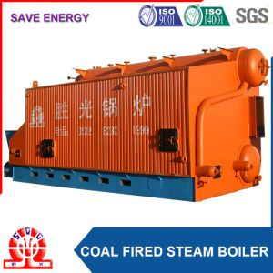 Safe Control 6ton Double Drum Industrial Steam Boilers pictures & photos