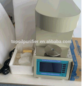 ASTM D971 Automatic Interfacial Surface Tension Meter Series It-800 pictures & photos