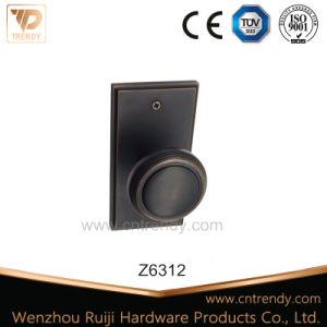 Zinc Interior Door Lever Lock Handle with 22k Color (Z6347-ZR13) pictures & photos