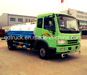 5, 000 Liters water carting truck, 1200 gallons water cart pictures & photos