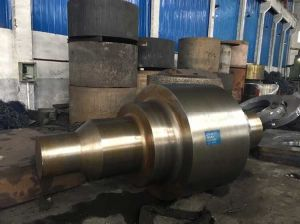 Rotor Shafts OEM Professional Forged Rotor Shafts pictures & photos