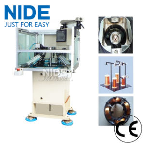 Brushless DC Motor Inslot Automatic Stator Coil Winder pictures & photos