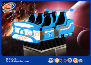 The  Hottest Virtual Reality Machine 9d  Vr Cinema 6 Players Vr Space Ship pictures & photos