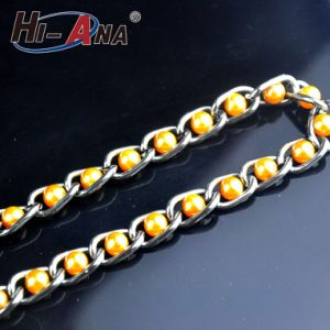SGS Certification Top Quality Aluminum Chain pictures & photos