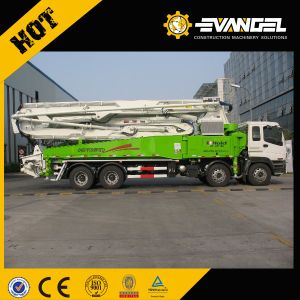 24m Truck Mounted Concrete Pump (HOWO) pictures & photos
