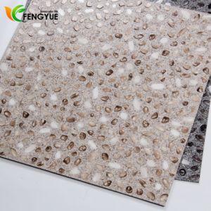 100% Waterproof Rock Embossing PVC Flooring pictures & photos