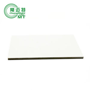 Wood Grain Laminate Kitchen Cabinets/HPL Sheets/HPL Countertop pictures & photos