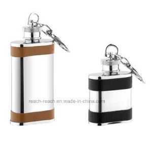 Promotional Mini Stainless Steel Hip Flask (R-HF003) pictures & photos
