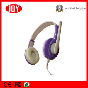 Wholesale Price Stereo Music Headphone pictures & photos
