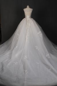 China Luxurious Customz Made Bridal Gown Wedding Dresses Qh66002 pictures & photos
