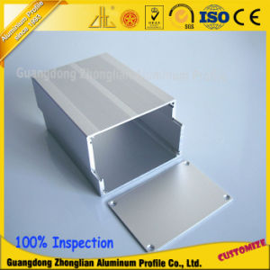 Aluminum Extrusions Aluminum Heat Sink Aluminium Radiator pictures & photos