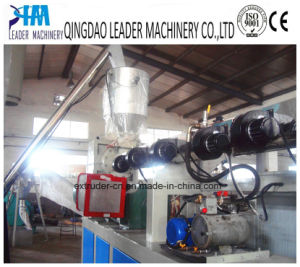PC Solid Plastic Sheet Extrusion Production Line pictures & photos