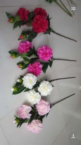 High Quality of Artificial Flowers of Wild Flowers Bush Gu-Jy060833278 pictures & photos