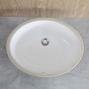 "17x14"" Vanity Sink, Porcelain Sink, Undercounter Sinks (1613) pictures & photos"