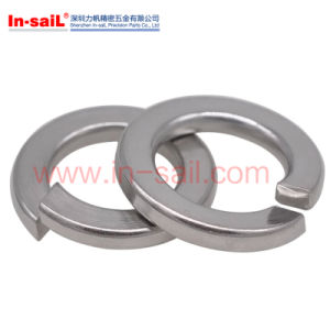 DIN127b Spring Lock Washers with Square Ends pictures & photos