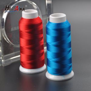 Rapid and Efficient Cooperation Dyed Thread Embroidery pictures & photos