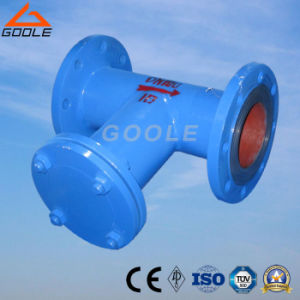 Flanged Tee Type Strainer (GAST-A/B/C) pictures & photos