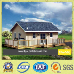 Small Size Steel Frame Structure Modular House pictures & photos