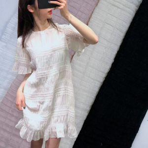 65% Tencel 35% Nylon Jacquard Fabric for Fashion Dress