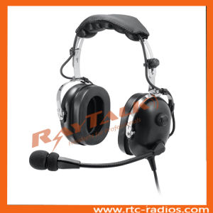 Anr Pilot Headset Noise Cancelling Aviation Headset for Flight School pictures & photos