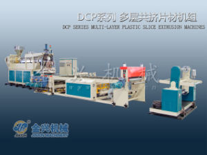 Plastic Sheet Machinery (DCP110/75-1000) pictures & photos
