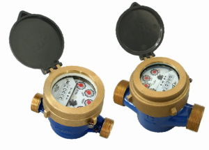 LXS-13FD Single Jet Liquid Sealed Vane Wheel Water Meter