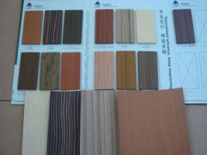 China Engineered Wood Moulding China Artificial Wood