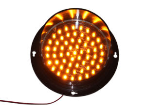 5 Inch 125mm Red Yellow Green Traffic LED Road Junction Flasher pictures & photos