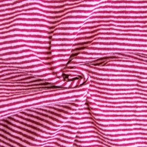 Hemp Yarn-Dyed Knitting Fabric (QF13-0348) pictures & photos