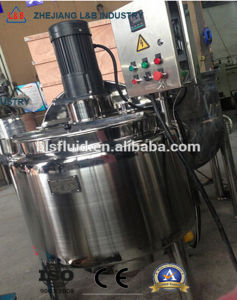 Shampoo Homogeneous Blending Mixing Tank pictures & photos